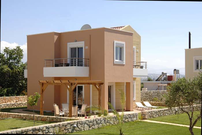 Villas Chorafakia