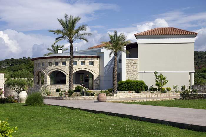 Villas Platanias