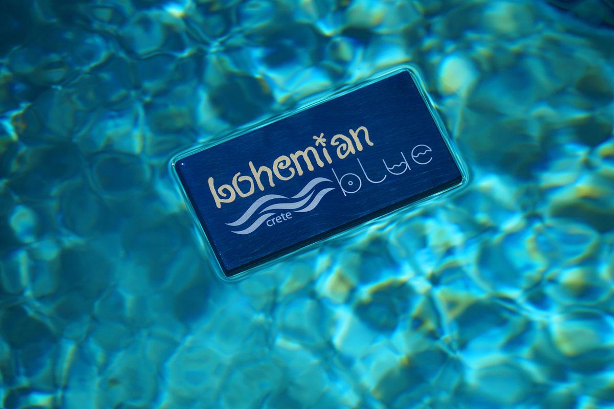 Bohemian Blue Villa