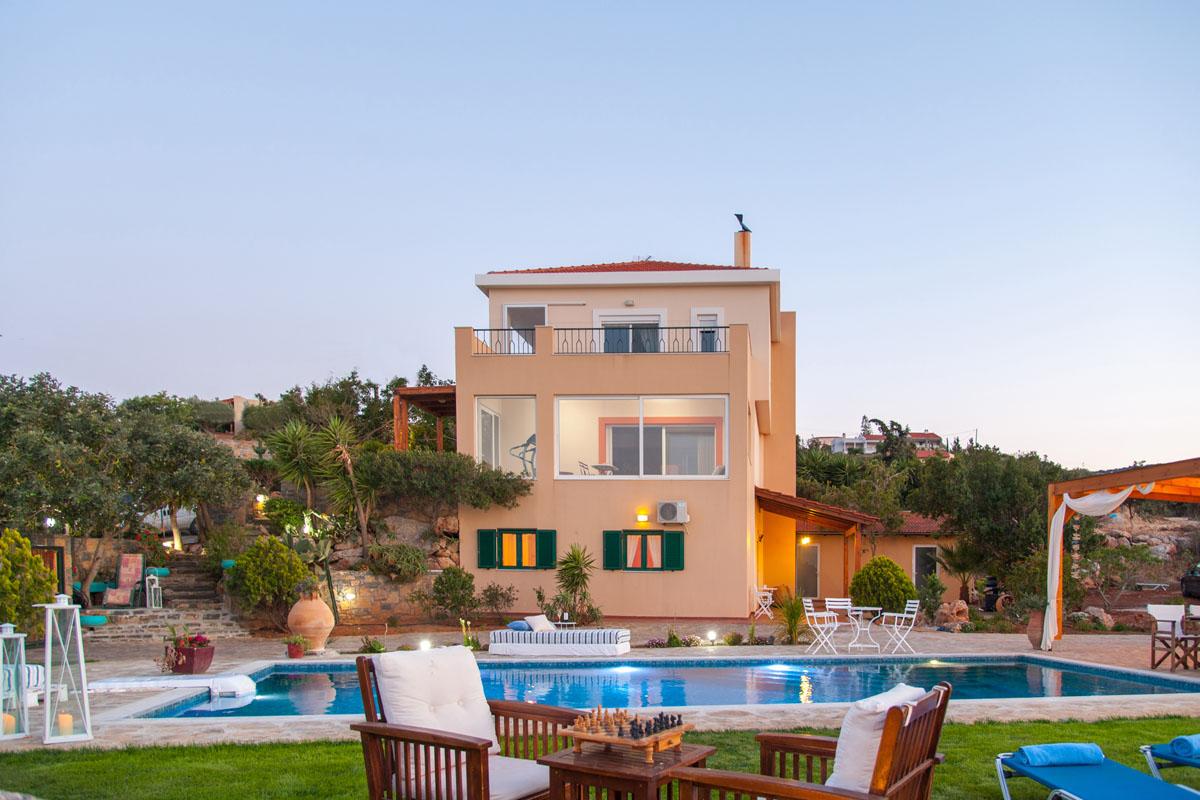 Villa Odyssia