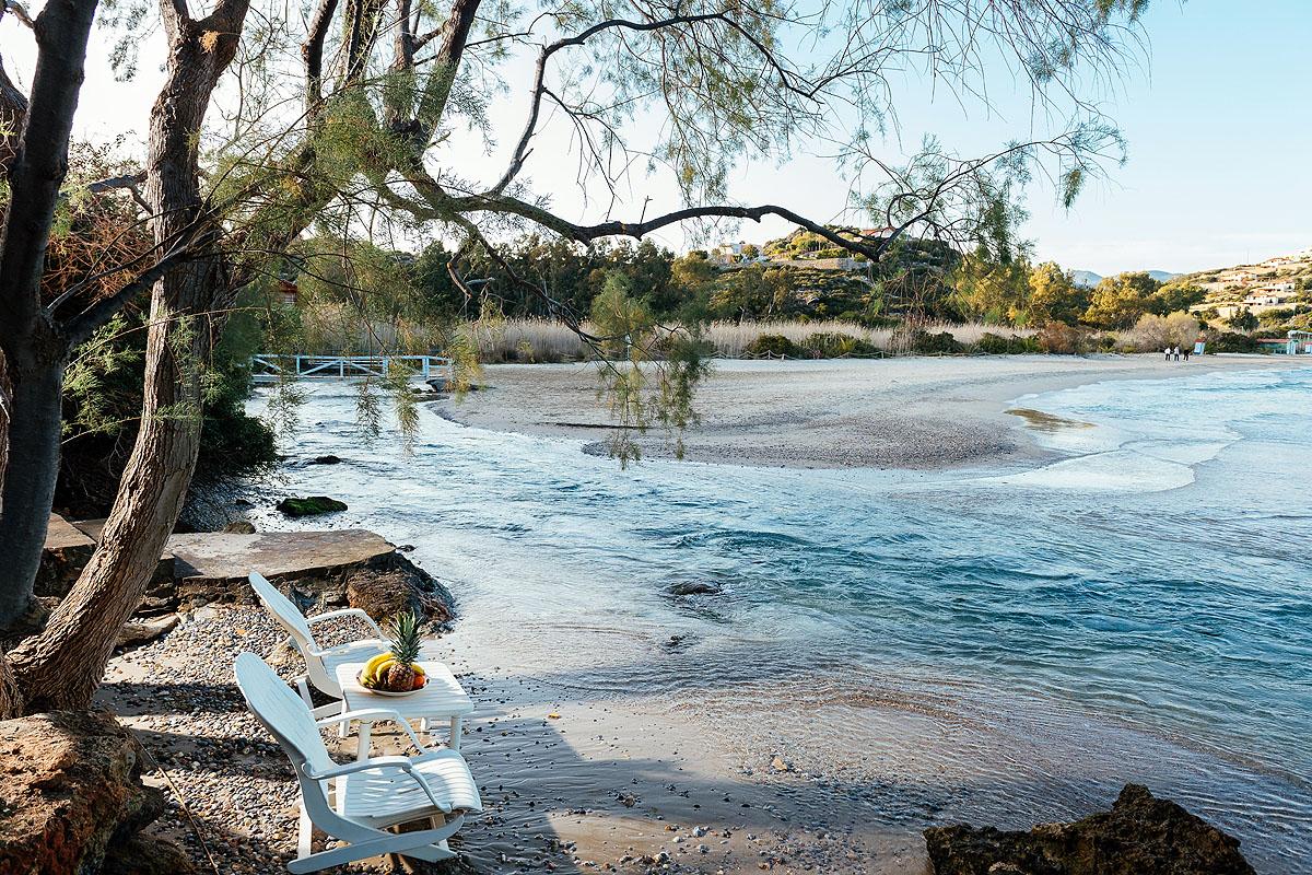 Villa River