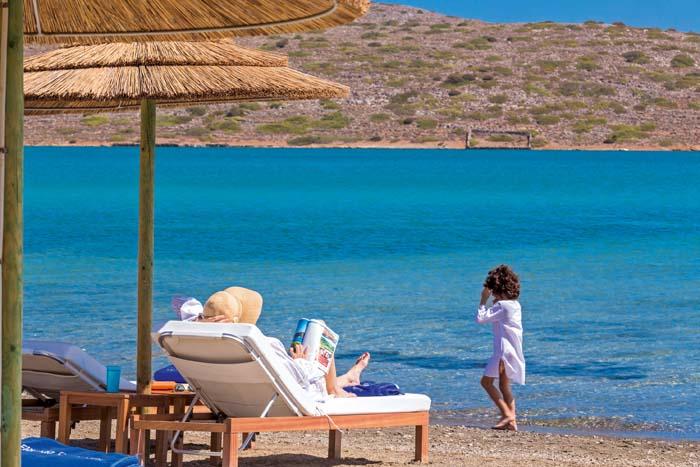 Villa Elounda Sea Front